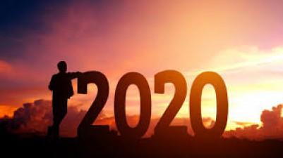 2020 - Й, ВСЕ ТІЛЬКИ ПОЧИНАЄТЬСЯ!