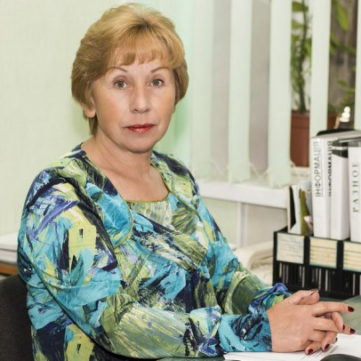 Алферова Наталія Миколаївна